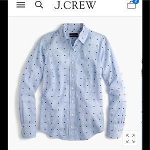 NWT J CREW blouse